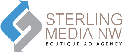Sterling Media Northwest logo