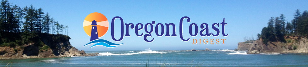 Oregon Coast Digest logo