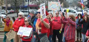 Oregonians Unite to Demand Rehearing on Jordan Cove LNG Federal Approval